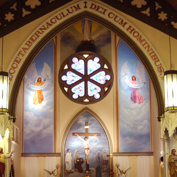 OUR LADY OF LOURDES – COLUSA, CA
